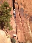 B Climbing